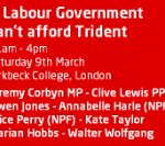 Labour CND Discussion and AGM