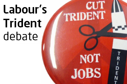 Join Labour's Trident debate