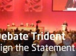 Labour must hold Trident debate now
