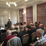 Report on CND meeting at Labour conference