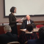 Report on fringe meeting at Scottish Labour conference